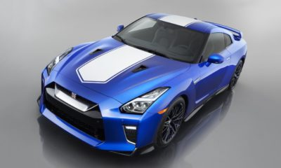 2020 Nissan GT-R 50th Anniversary Edition-2019 NY Auto Show-4