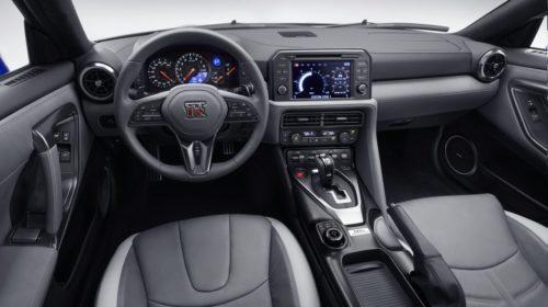 2020 Nissan GT-R 50th Anniversary Edition-2019 NY Auto Show-5