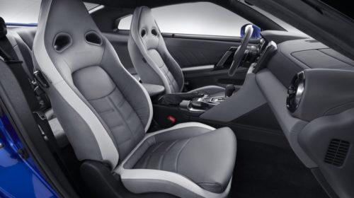 2020 Nissan GT-R 50th Anniversary Edition-2019 NY Auto Show-6