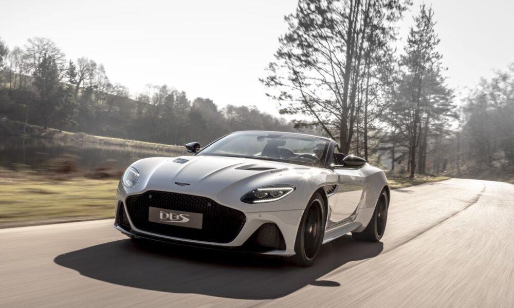 Aston Martin DBS Superleggera Volante-5