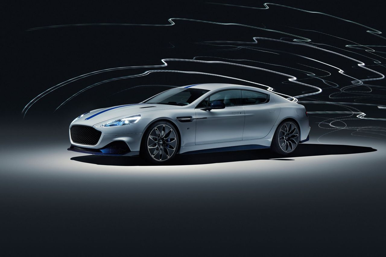 Aston Martin Rapide E-electric car-1