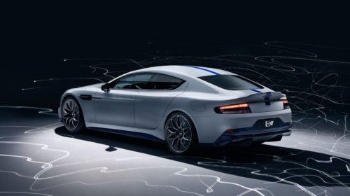 Aston Martin Rapide E-electric car-2