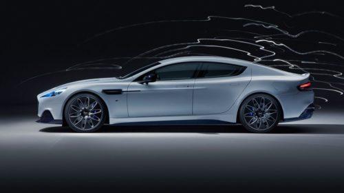 Aston Martin Rapide E-electric car-7