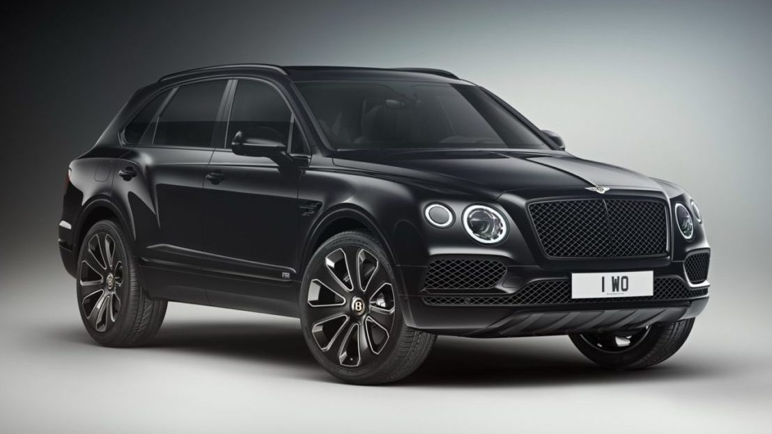 Bentley Bentayga V8 Design Series Special Edition Suv Is All About Style