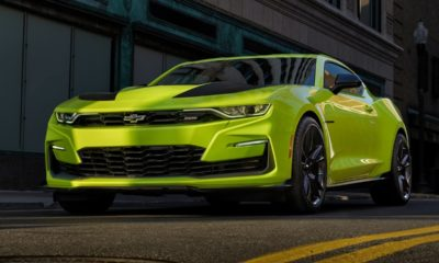 Chevrolet Camaro Sales