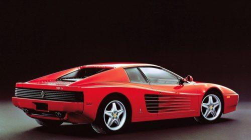 Ferrari 512 TR-Testarossa-rear