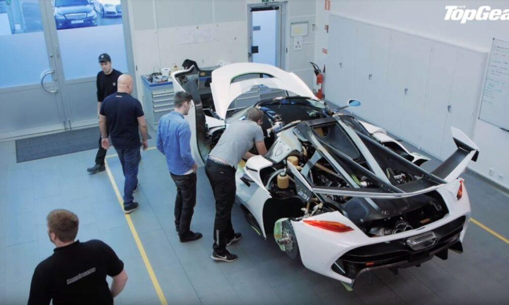 Koenigsegg Jesko-Angelholm factory-TopGear