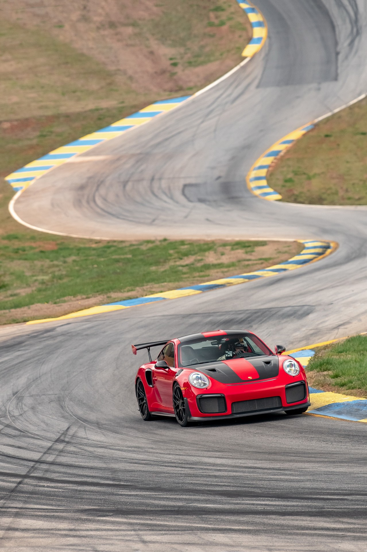 Porsche 911 GT2 RS Road Atlanta Record