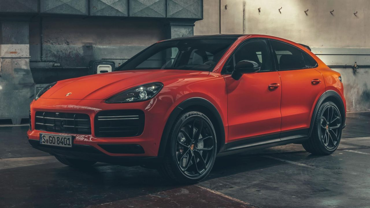 2020 Porsche Cayenne Coupe GT5 Gets Lambo Urus Engine >> Rumor Porsche Cayenne Coupe May Get Lamborghini Urus V8 Engine