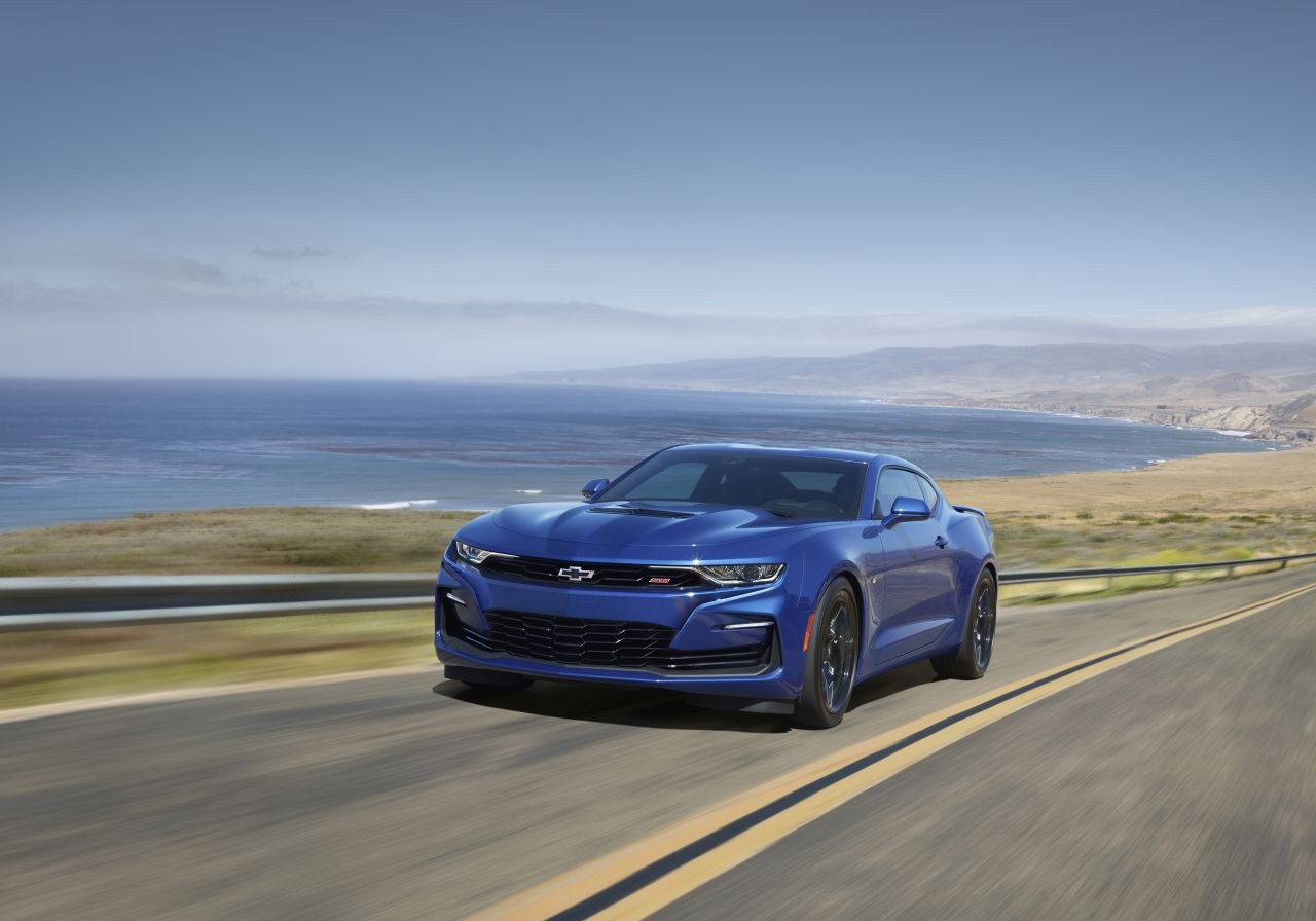 2020 Chevrolet Camaro Will The Emergency Facelift Improve Sales The Supercar Blog