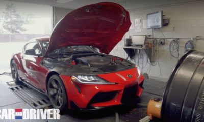 How Much Does it Cost to Build a 1000 HP Toyota Supra? - The