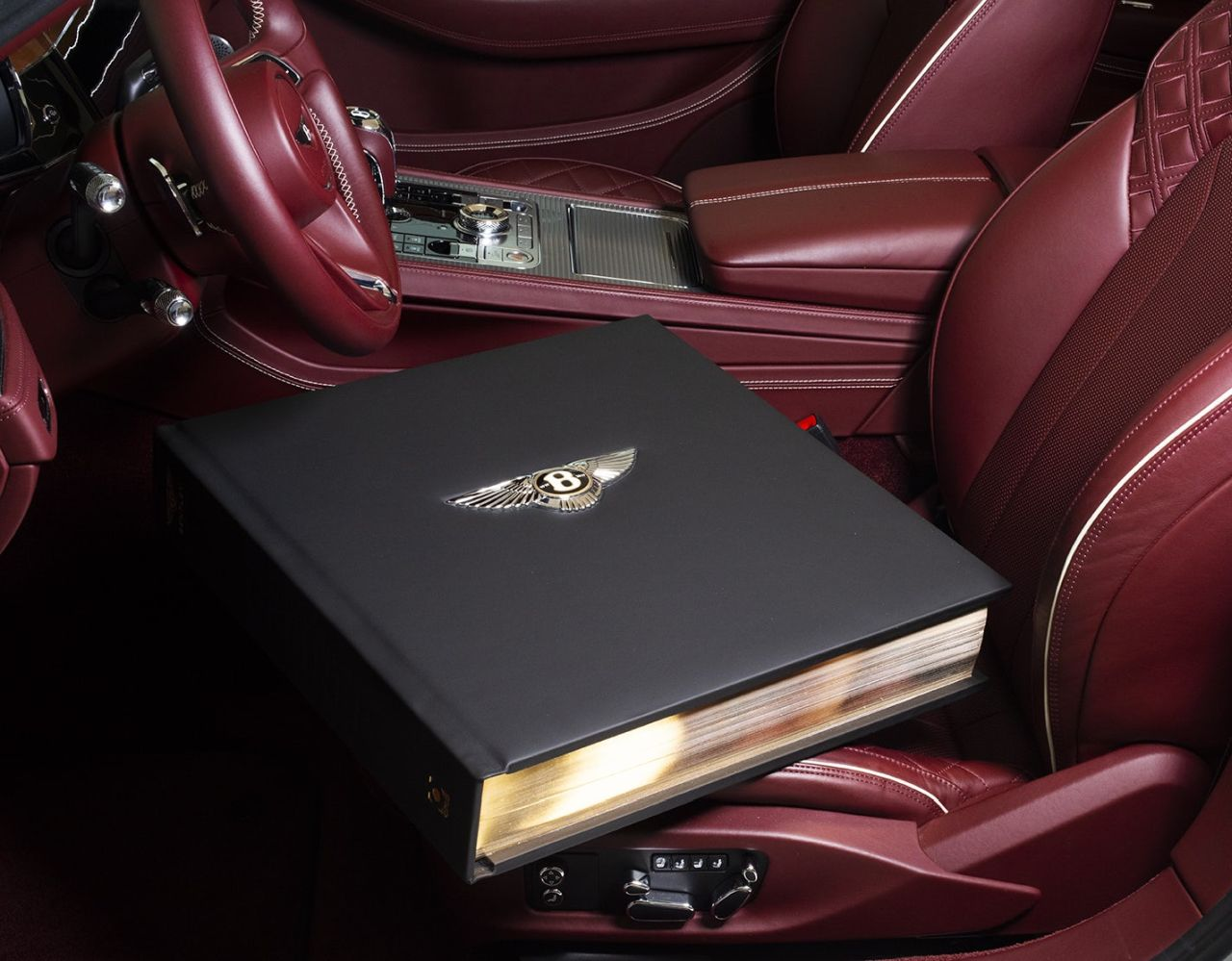 Bentley Centenary Opus-Coffee-Table-Book-1