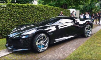 Bugatti La Voiture Noire-Villa-dEste