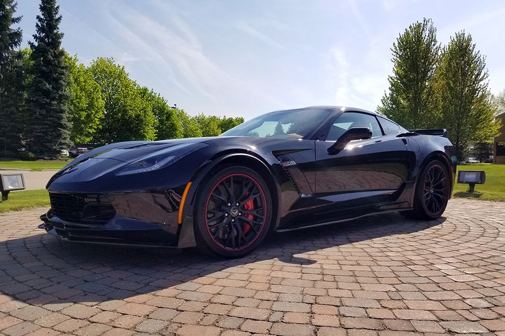 Chevrolet Corvette C7-Barrett-Jackson-auction-1