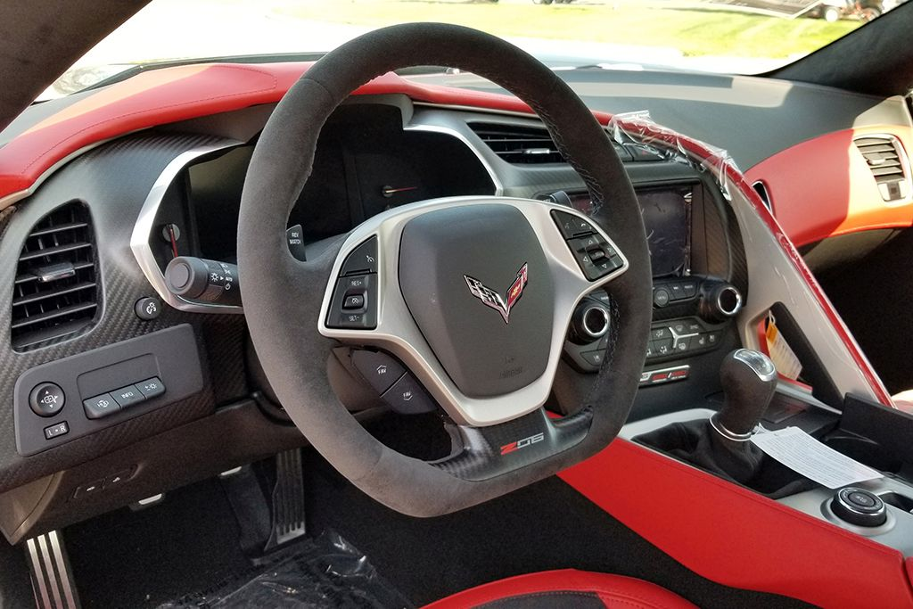 Chevrolet Corvette C7-Barrett-Jackson-auction-3