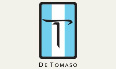 De Tomaso-Logo
