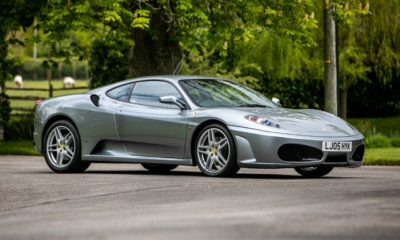 Ferrari F430-Manual-gated-shifter-Gordon Ramsay-auction-for-sale-1