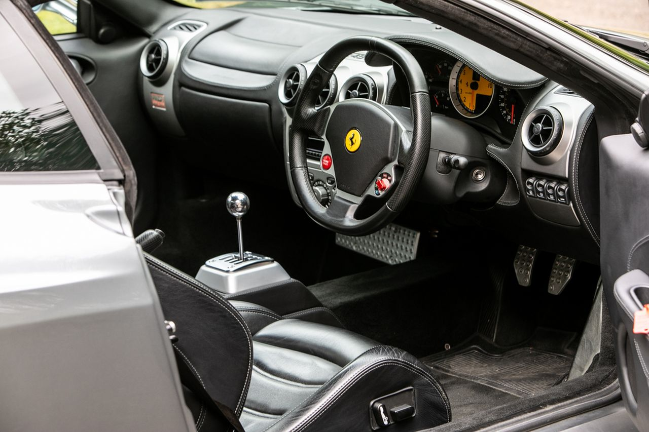 Gordon Ramsay Owned Manual Ferrari F430 Is Up For Auction The Supercar Blog