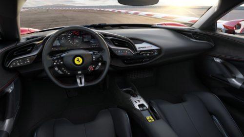 Ferrari SF90 Stradale-plug-in-hybrid-supercar-2