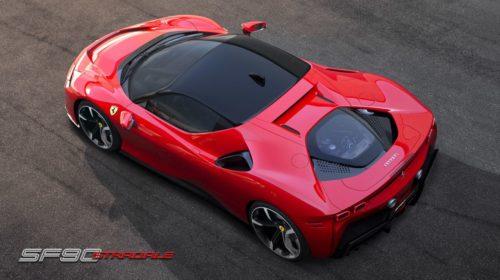 Ferrari SF90 Stradale-plug-in-hybrid-supercar-4