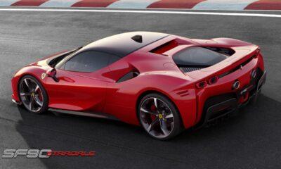 Ferrari SF90 Stradale-plug-in-hybrid-supercar-5
