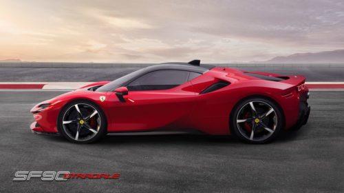 Ferrari SF90 Stradale-plug-in-hybrid-supercar-6