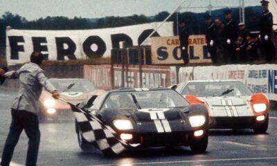 Ford v Ferrari-Disney-Le Mans 1966
