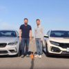 Honda Civic Type R vs BMW M2 Competition