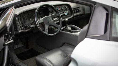 Jaguar XJ220-Silver-Silverstone Auction-2