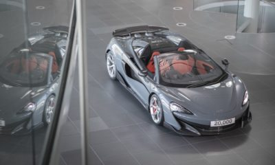 McLaren 600LT Spider-Chicane Grey-20000th car-1