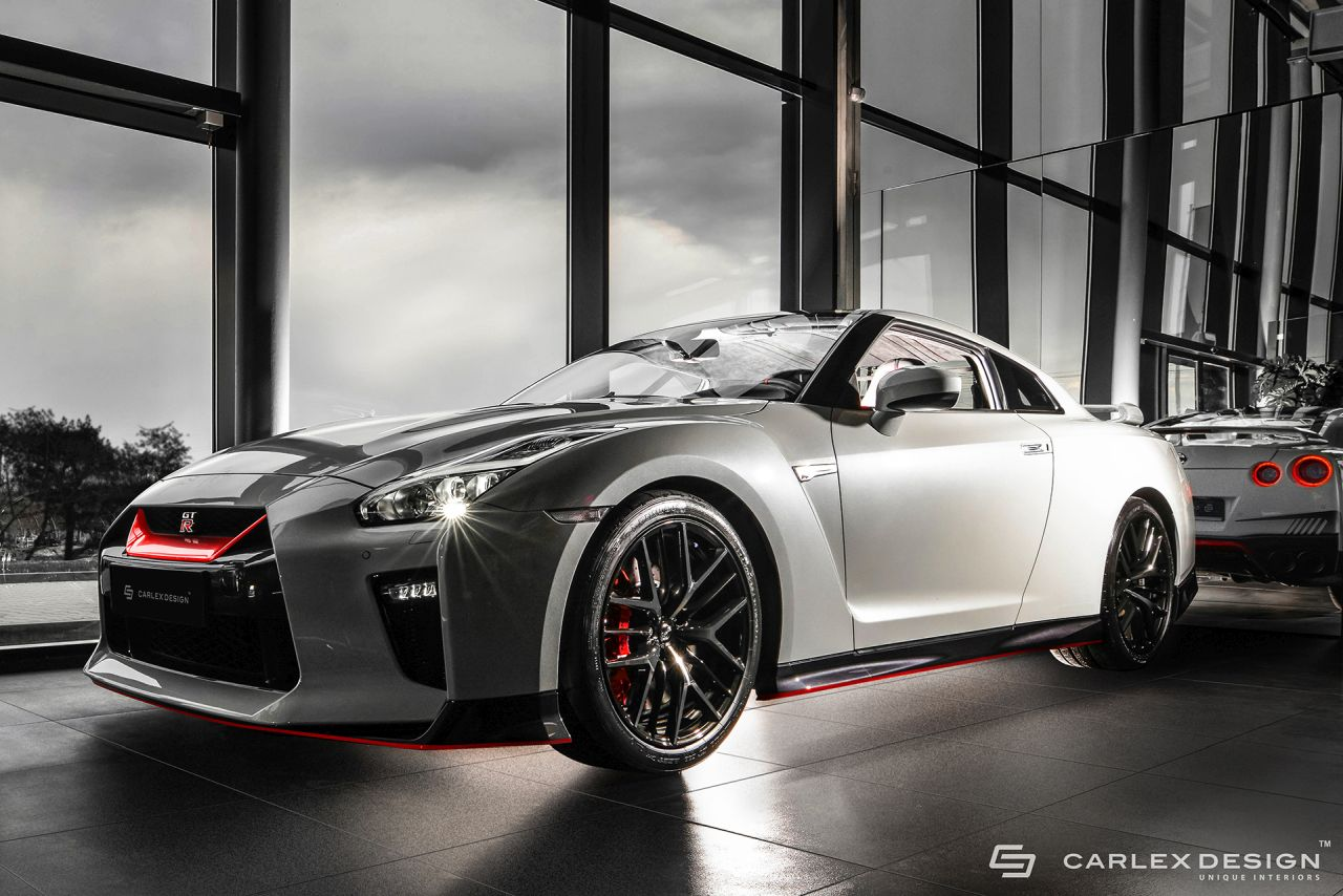 Nissan GT-R Godzilla-Carlex Design-1