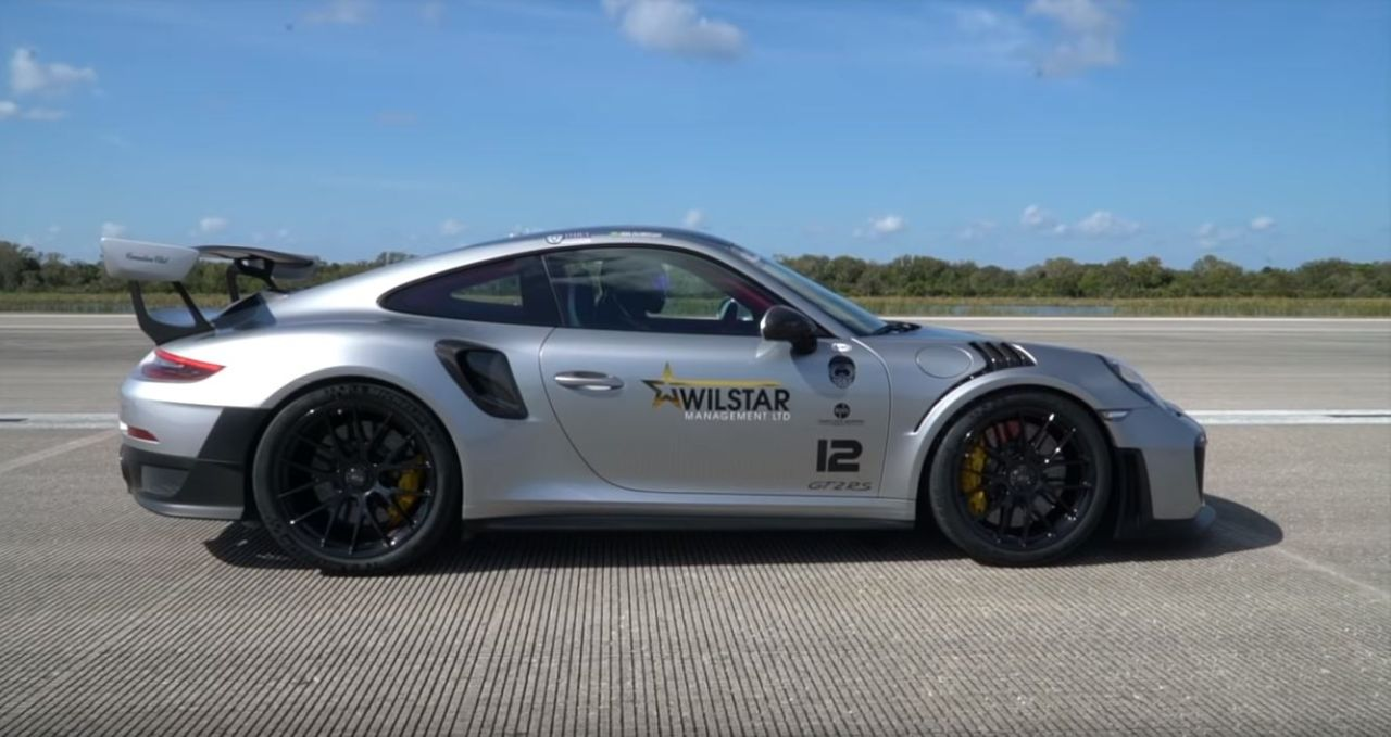 Porsche 911 GT2 RS- top speed-Jhonny Bohmer