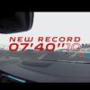 Renault Megan RS Trophy-R-Nurburgring FWD Lap Record