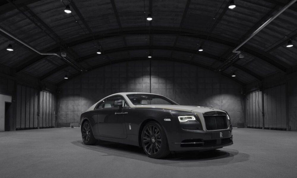 Rolls-Royce Wraith Eagle VII Collection-1