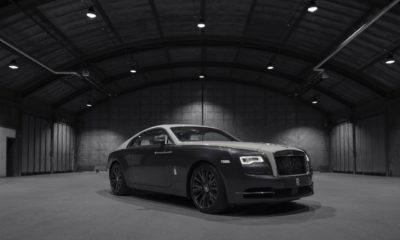 Rolls-Royce Wraith Eagle VII Collection-1