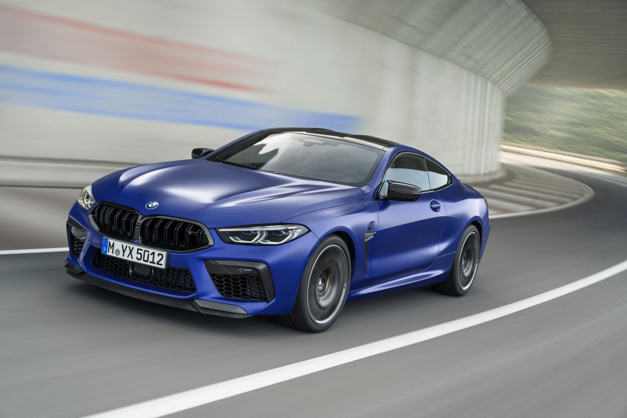 2019 BMW M8 Competition-1