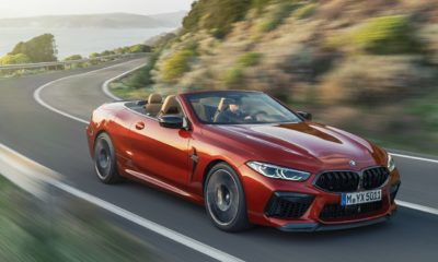 2019 BMW M8 Convertible-1