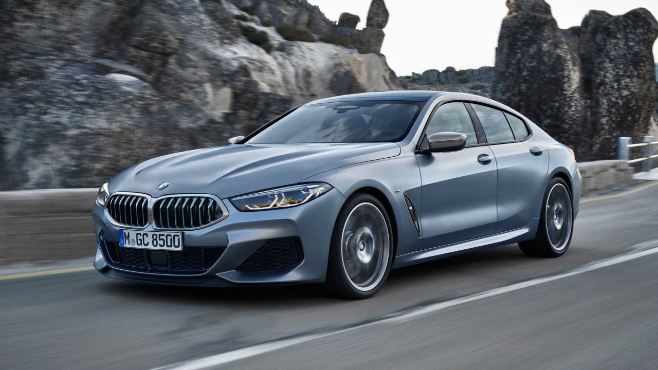 2020 BMW 8 Series Gran Coupe-1