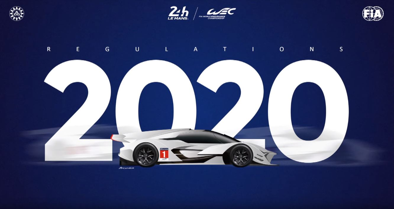 2020 Le Mans 24 Hours-Hypercar Class-Regulations