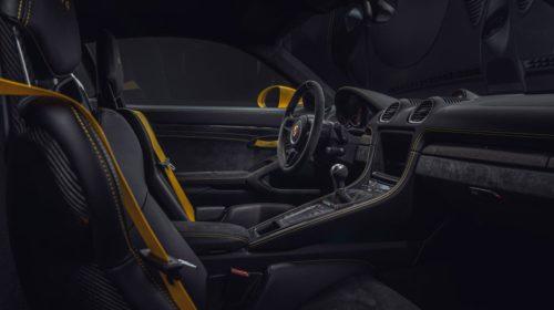 2020 Porsche 718 Cayman GT4-3