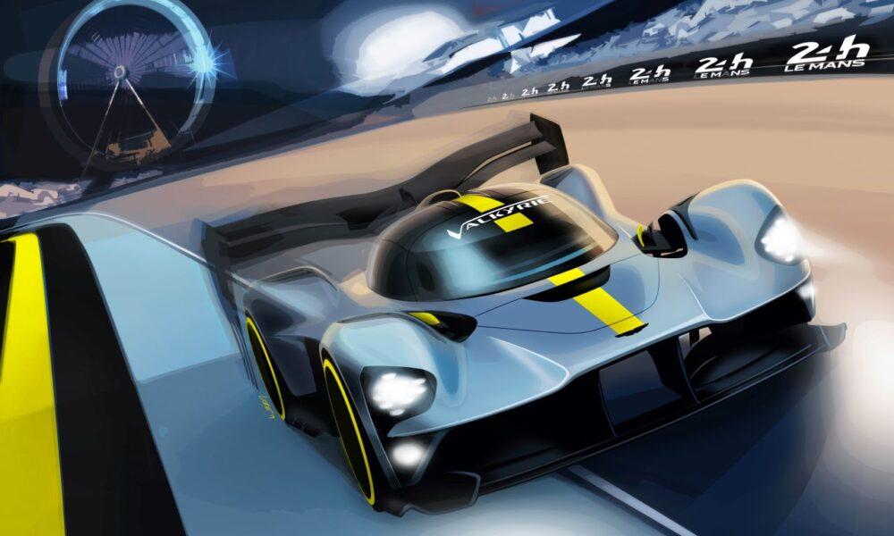 Aston Martin Valkyrie-Hypercar-2020-Le Mans 24h