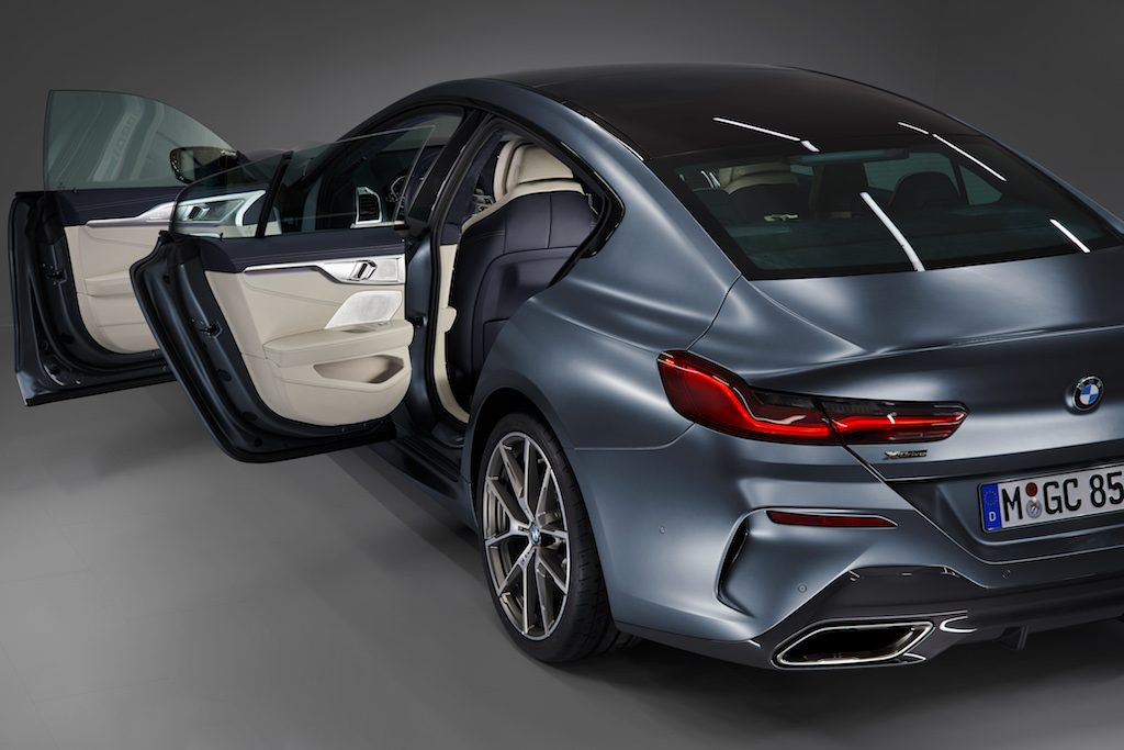 BMW 8 Series Gran Coupe-leaked-image-1