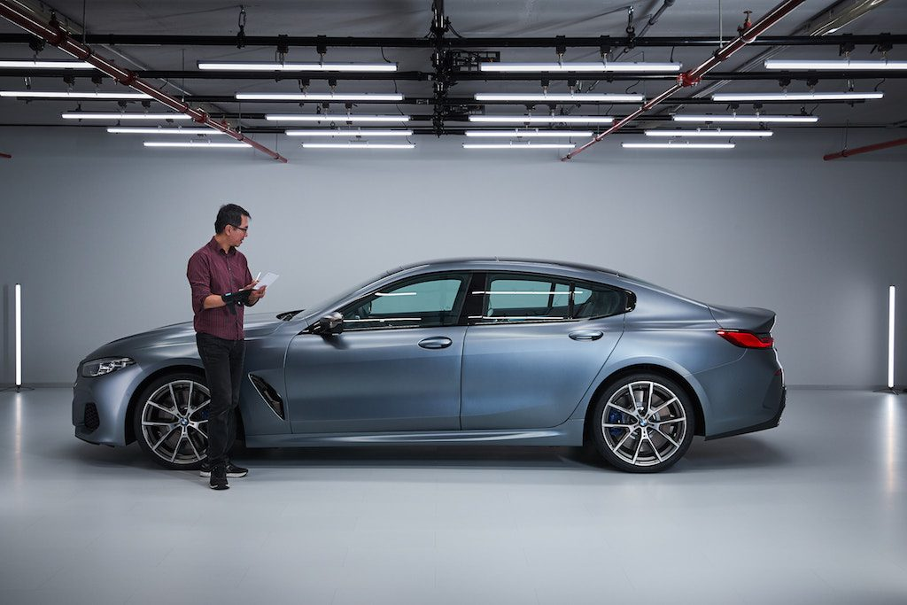 BMW 8 Series Gran Coupe-leaked-image-2