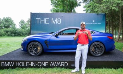 BMW M8 Competition-PGA Euro-Tour
