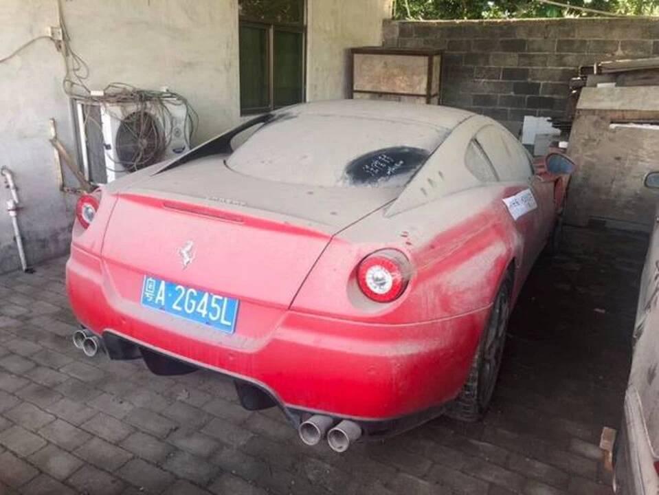 Cheapest Ferrari 599 GTB For Sale-3