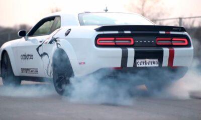 Dodge Challenger Hellcat Widebody Cerberus