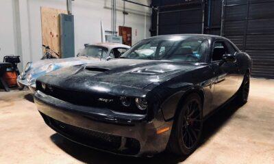 Fast N Loud-Richard Rawling-Dodge Challenger SRT Hellcat-stolen