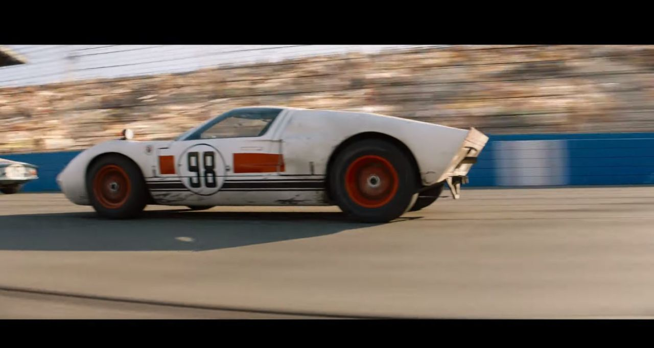 Ford v Ferrari movie trailer