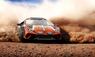 Lamborghini Huracan Sterrato Concept-3