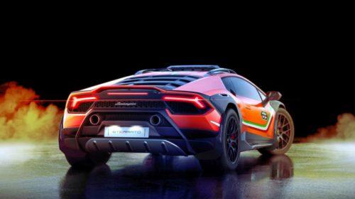 Lamborghini Huracan Sterrato Concept-4